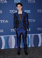 04 January 2018 - Pasadena, California - David Mazouz. FOX Winter TCA 2018 All-Star Partyheld at The Langham Huntington Hotel in Pasadena.  <br /> CAP/ADM/BT<br /> &copy;BT/ADM/Capital Pictures