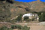 Countryside landscape, Sierra Alhamilla mountains, Nijar, Almeria, Spain