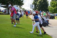 Abraham Ancer (MEX) makes his way down 4 during round 2 of the 2019 Tour Championship, East Lake Golf Course, Atlanta, Georgia, USA. 8/23/2019.<br /> Picture Ken Murray / Golffile.ie<br /> <br /> All photo usage must carry mandatory copyright credit (© Golffile | Ken Murray)