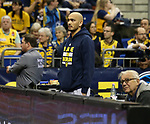 19.03.2019, Mercedes Benz Arena, Berlin, GER, EuroLeague/EuroCup, ALBA ERLIN vs.  MoraBanc Andorra, <br /> im Bild Stefan Peno (ALBA Berlin #44)<br /> <br />      <br /> Foto © nordphoto / Engler