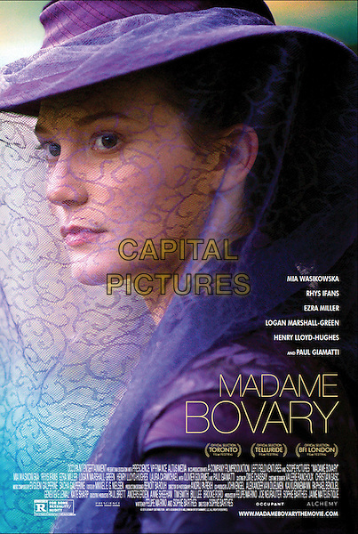 POSTER ART<br /> in Madame Bovary (2014) <br /> *Filmstill - Editorial Use Only*<br /> CAP/FB<br /> Image supplied by Capital Pictures
