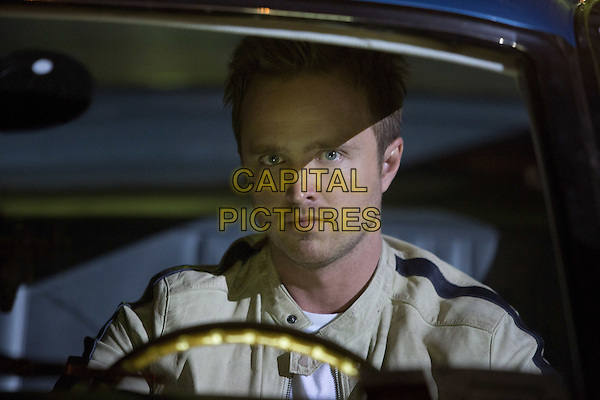 Aaron Paul<br /> in Need for Speed (2014) <br /> *Filmstill - Editorial Use Only*<br /> CAP/NFS<br /> Image supplied by Capital Pictures