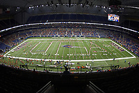 SAN ANTONIO, TX - SEPTEMBER 16, 2017: The University of Texas at San Antonio Roadrunners defeat the Southern University Jaguars 51-17 at the Alamodome. (Photo by Jeff Huehn)