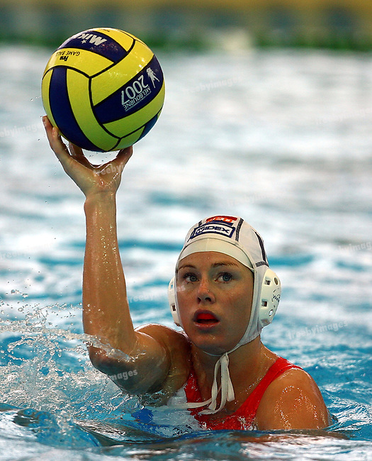 12th Fina World Swimming Championships, Netherlands had a easy win over Khazikstan in the Womens water Polo