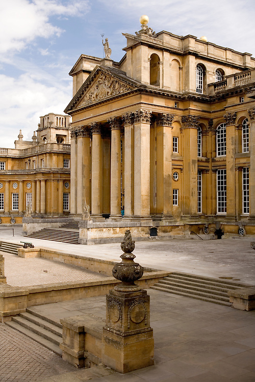 Blenheim Palace grounds, Cotswalds,England