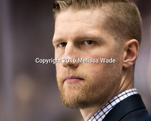 Ryan Donald (Yale - Assistant Coach) The Boston University Terriers defeated the visiting Yale University Bulldogs 5-2 on Tuesday, December 13, 2016, at the Agganis Arena in Boston, Massachusetts.