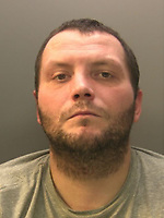2019 02 25 Lee Hillier jailed by Cardiff Crown Court, Wales, UK