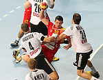 2013.01.20 Handbal WC Alemania v Macedonia