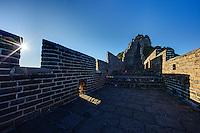 Great Wall of China, near Jinshanling, China