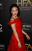 NOVEMBER 04: Constance Wu attends the 22nd Annual Hollywood Film Awards at The Beverly Hilton Hotel on November 4, 2018 in Beverly Hills, California.  <br /> CAP/MPI/SPA<br /> &copy;SPA/MPI/Capital Pictures