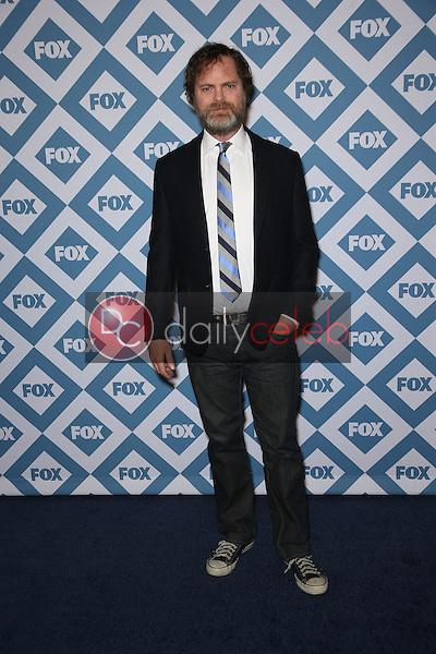 Rainn Wilson<br /> at the FOX All-Star Party Winter 2014 TCA Press Tour, Langham Hotel, Pasadena, CA 01-13-14<br /> David Edwards/Dailyceleb.com 818-249-4998