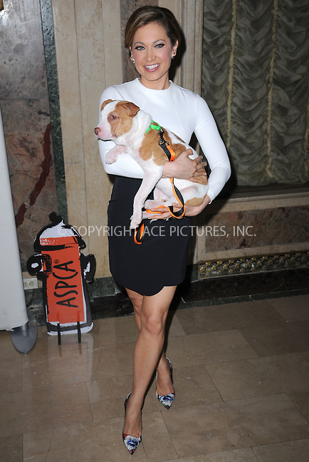 WWW.ACEPIXS.COM<br /> April 9, 2015 New York City<br /> <br /> Ginger Zee attending the 18th Annual ASPCA Bergh Ball at the Plaza Hotel on April 9, 2015 in New York City.<br /> <br /> Please byline: Kristin Callahan/AcePictures<br /> <br /> ACEPIXS.COM<br /> <br /> Tel: (646) 769 0430<br /> e-mail: info@acepixs.com<br /> web: http://www.acepixs.com