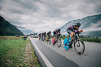 Team Canyon-Sram speeding towards victory<br /> <br /> UCI WOMEN&lsquo;S TEAM TIME TRIAL<br /> Ötztal to Innsbruck: 54.5 km<br /> <br /> UCI 2018 Road World Championships<br /> Innsbruck - Tirol / Austria