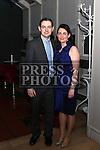 Neil and Naomi Flanagan at the Drogheda Boys Anniversary Dinner.<br /> <br /> Photo: Jenny Matthews