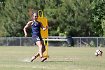 CARY, NC - MAY 04: Ashley Hatch. The North Carolina Courage held a training session on May 4, 2017, at WakeMed Soccer Park Field 6 in Cary, NC.