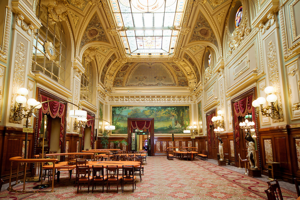 Casino de Monte Carlo, Monte Carlo, Monaco, 21 March 2013
