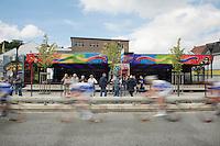 a true kermesse<br /> <br /> Druivenkoers 2014<br /> Huldenberg - Overijse (Belgium): 196km
