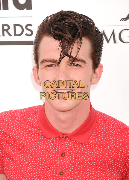 LAS VEGAS, CA- MAY 18: Actor Drake Bell arrives at the 2014 Billboard Music Awards at the MGM Grand Garden Arena on May 18, 2014 in Las Vegas, Nevada.<br /> CAP/ROT/TM<br /> &copy;Tony Michaels/Roth Stock/Capital Pictures