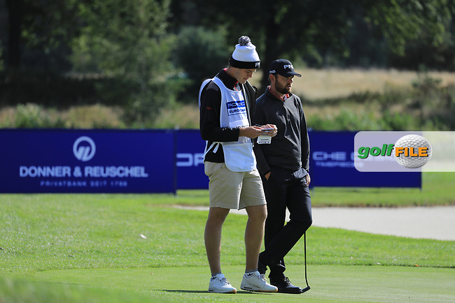 Liam Johnston (SCO) during the second round of the Porsche European Open , Green Eagle Golf Club, Hamburg, Germany. 06/09/2019<br /> Picture: Golffile | Phil Inglis<br /> <br /> <br /> All photo usage must carry mandatory copyright credit (© Golffile | Phil Inglis)