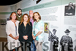 Kerry Film Festival film showing of 'Fingal's Finest'  Life and Legacy of Thomas Ashe at the Kerry County Museum on Saturday Pictured Grace O'Donnell, Kerry film Festival, Maeve McGrath, Kerry Film Festival Artistic Director, Michelle Moriarty Jones, Speaker, back l-r Colm Farrell, Director, Dave Farrell, Producer