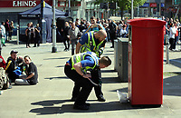 2017 05 24 Bomb hoax in Swansea, Wales, UK