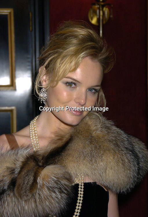 """Kate Bosworth ..at The New York Premiere of """"Beyond The Sea"""" on ..December 8, 2004 at the Ziegfeld Theatre. ..Photo by Robin Platzer, Twin Images"""