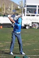 Rory McIlroy Swing Clock Face WGC (B)