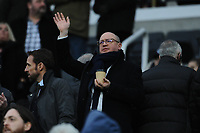 Newcastle United managing director Lee Charney during Newcastle United vs Swansea City, Premier League Football at St. James' Park on 13th January 2018