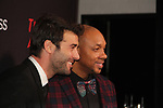 As The World Turns James Wolk and Dorian Missick at Premier of Tell Me A Story as he stars in the show - This is no fairy tale at Metrograph, NYC on October 23, 2018 which is a CBS - all Access original series - premieres on Halloween  (Photo by Sue Coflin/Max Photos)