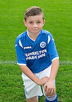 St Johnstone FC Academy Under 11's<br /> Logan Briggs<br /> Picture by Graeme Hart.<br /> Copyright Perthshire Picture Agency<br /> Tel: 01738 623350  Mobile: 07990 594431