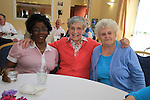 Cecilia Nsofor, Marie McCrumlish and Mary McKenna at the Annual Summer Party in Drogheda Community Services Centre...(Photo credit should read Jenny Matthews www.newsfile.ie)....This Picture has been sent you under the conditions enclosed by:.Newsfile Ltd..The Studio,.Millmount Abbey,.Drogheda,.Co Meath..Ireland..Tel: +353(0)41-9871240.Fax: +353(0)41-9871260.GSM: +353(0)86-2500958.email: pictures@newsfile.ie.www.newsfile.ie.