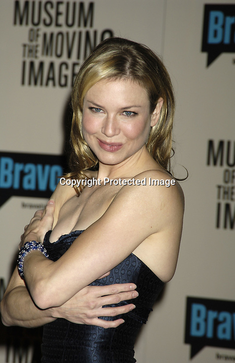 Renee Zellweger ..at The Museum Of The Moving Images Salute to Ron Howard on December 4, 2005 at The Waldorf Astoria Hotel. ..Photo by Robin Platzer, TWin Images