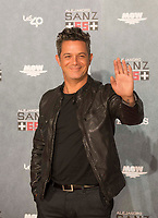 Alejandro Sanz press conference.