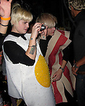 Heidi Klum Halloween Party 10/31/2009