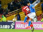 Millonarios igualó como local 0-0 ante Rionegro Águilas. Fecha 6 Liga Águila II-2016.
