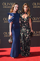 Louise Redknap at The Olivier Awards 2017 at the Royal Albert Hall, London, UK. <br /> 09 April  2017<br /> Picture: Steve Vas/Featureflash/SilverHub 0208 004 5359 sales@silverhubmedia.com