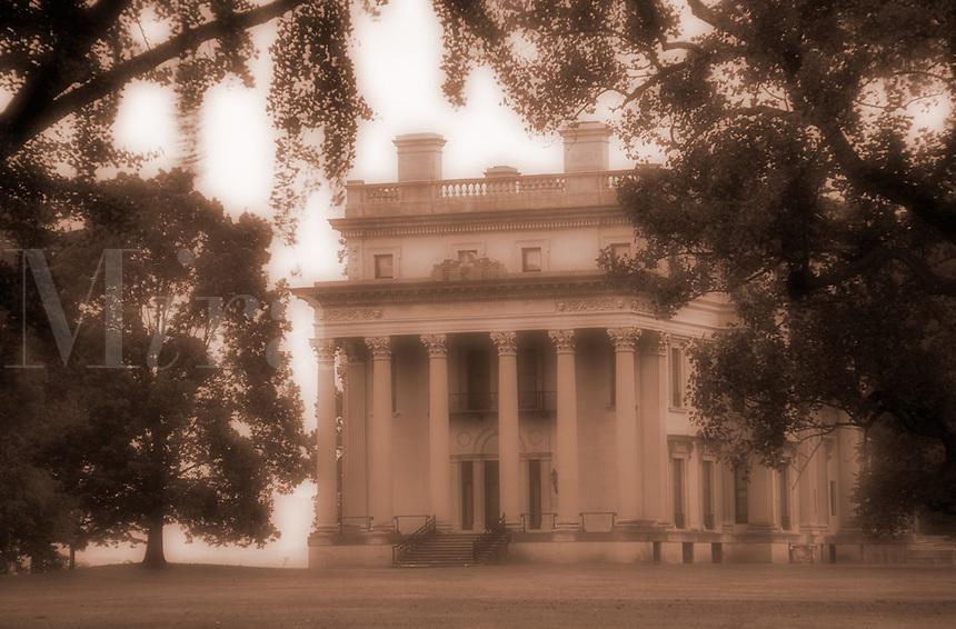 Vanderbilt Mansion, Vanderbilt Mansion National Historic Site, Hyde Park, Dutchess County, New Yor