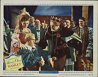 Hamlet (1948) <br /> Lobby card<br /> *Filmstill - Editorial Use Only*<br /> CAP/MFS<br /> Image supplied by Capital Pictures