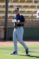 Rich Hill, head coach of the  2009 San Diego Toreros.Photo by:  Bill Mitchell/Four Seam Images