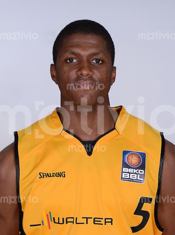 1. Basketball Bundesliga 2012/2013        02.11.2012 Walter Tigers Tuebingen   Cameron Wells (Tigers)
