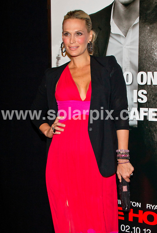 "**ALL ROUND PICTURES FROM SOLARPIX.COM**                                             **SYNDICATION RIGHTS FOR UK, AUSTRALIA, DENMARK, PORTUGAL, S. AFRICA, SPAIN & DUBAI (U.A.E) & ASIA (EXCLUDING JAPAN) ONLY**                                                                                  Arrivals at the ""Safe House"" World Movie Premiere at the School of Visual Arts (SVA ) Theatre, New York City, NY, USA.                                                                          .This pic:    Molly Sims                                                                          .JOB REF:  14454     PHZ Norfleet    DATE:  07.02.12                                                           **MUST CREDIT SOLARPIX.COM OR DOUBLE FEE WILL BE CHARGED**                                                                      **MUST AGREE FEE BEFORE ONLINE USAGE**                               **CALL US ON: +34 952 811 768 or LOW RATE FROM UK 0844 617 7637**"