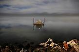 USA, Oregon, one of the many beautiful views seen along the Oregon Coast, north of Newport Beach