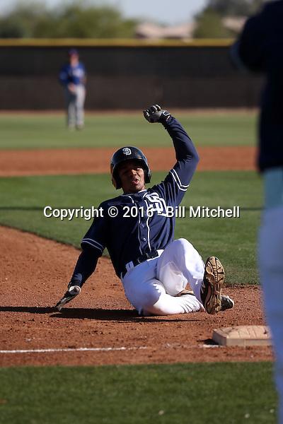 Rod Boykin - San Diego Padres 2016 spring training (Bill Mitchell)