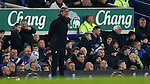 Jurgen Klopp manager of Liverpool during the English Premier League match at Goodison Park, Liverpool. Picture date: December 19th, 2016. Photo credit should read: Lynne Cameron/Sportimage