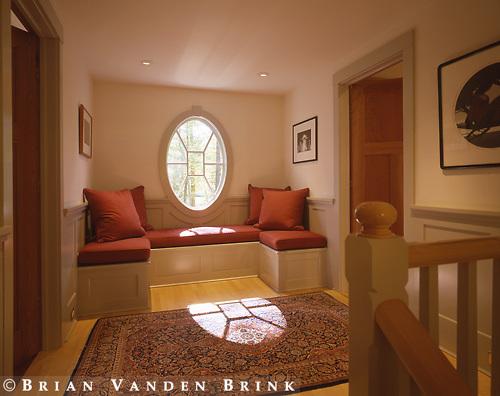Design: Bernhard & Priestley Architects