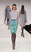 Collection by Lucy Mellor of UCA Rochester. Graduate Fashion Week 2012 at London's Earl's Court.