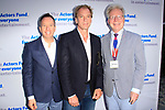 LOS ANGELES - APR 9: David Rambo, Julian Sands, John Mauceri at The Actors Fund's Edwin Forrest Day Party and to commemorate Shakespeare's 453rd birthday at a private residence on April 9, 2017 in Los Angeles, California