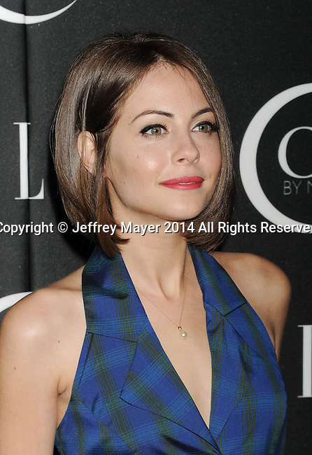 HOLLYWOOD, CA- APRIL 22: Actress Willa Holland arrives at ELLE's 5th Annual Women In Music concert celebration at Avalon on April 22, 2014 in Hollywood, California.