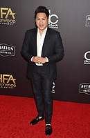 BEVERLY HILLS, CA - NOVEMBER 04: Jon M. Chu arrives at the 22nd Annual Hollywood Film Awards at the Beverly Hilton Hotel on November 4, 2018 in Beverly Hills, California.<br /> CAP/ROT/TM<br /> &copy;TM/ROT/Capital Pictures