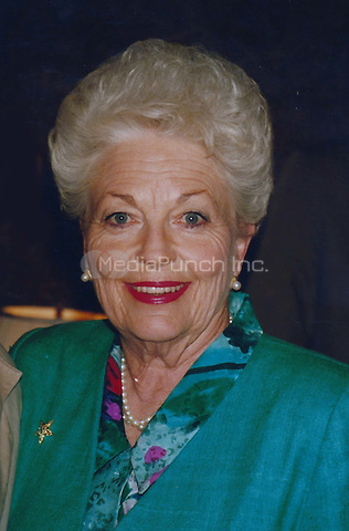 Anne Richards6037.JPG<br /> <br /> 1999 <br /> Anne Richards<br /> Photo to By John Barrett-PHOTOlink.net/MediaPunch
